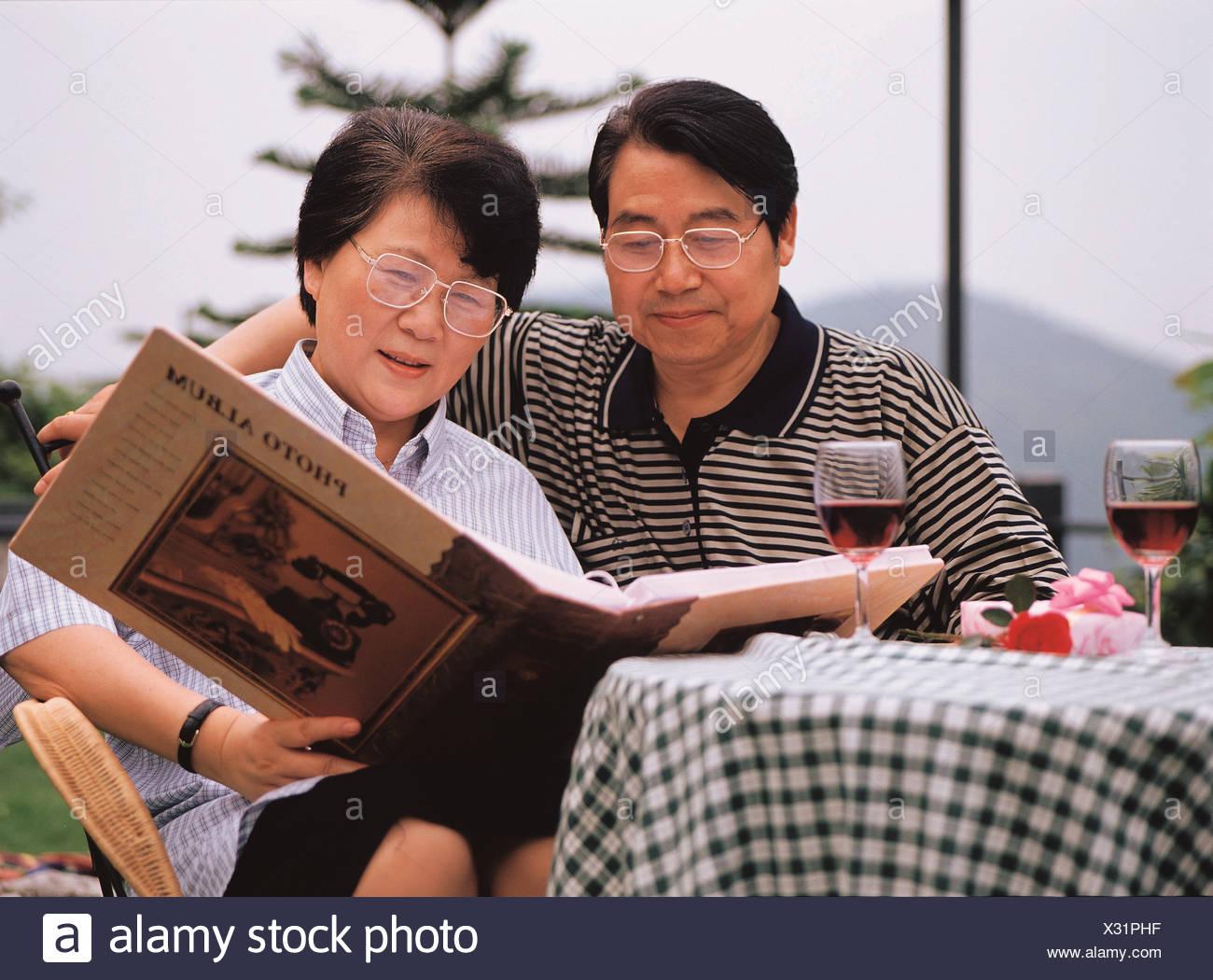 Chinese Mature Album