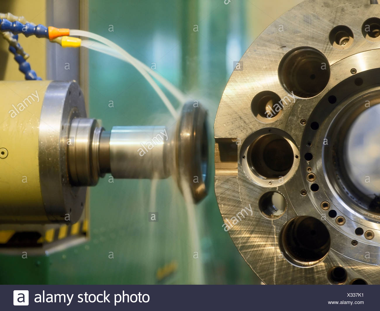 Metalwork - Stock Image
