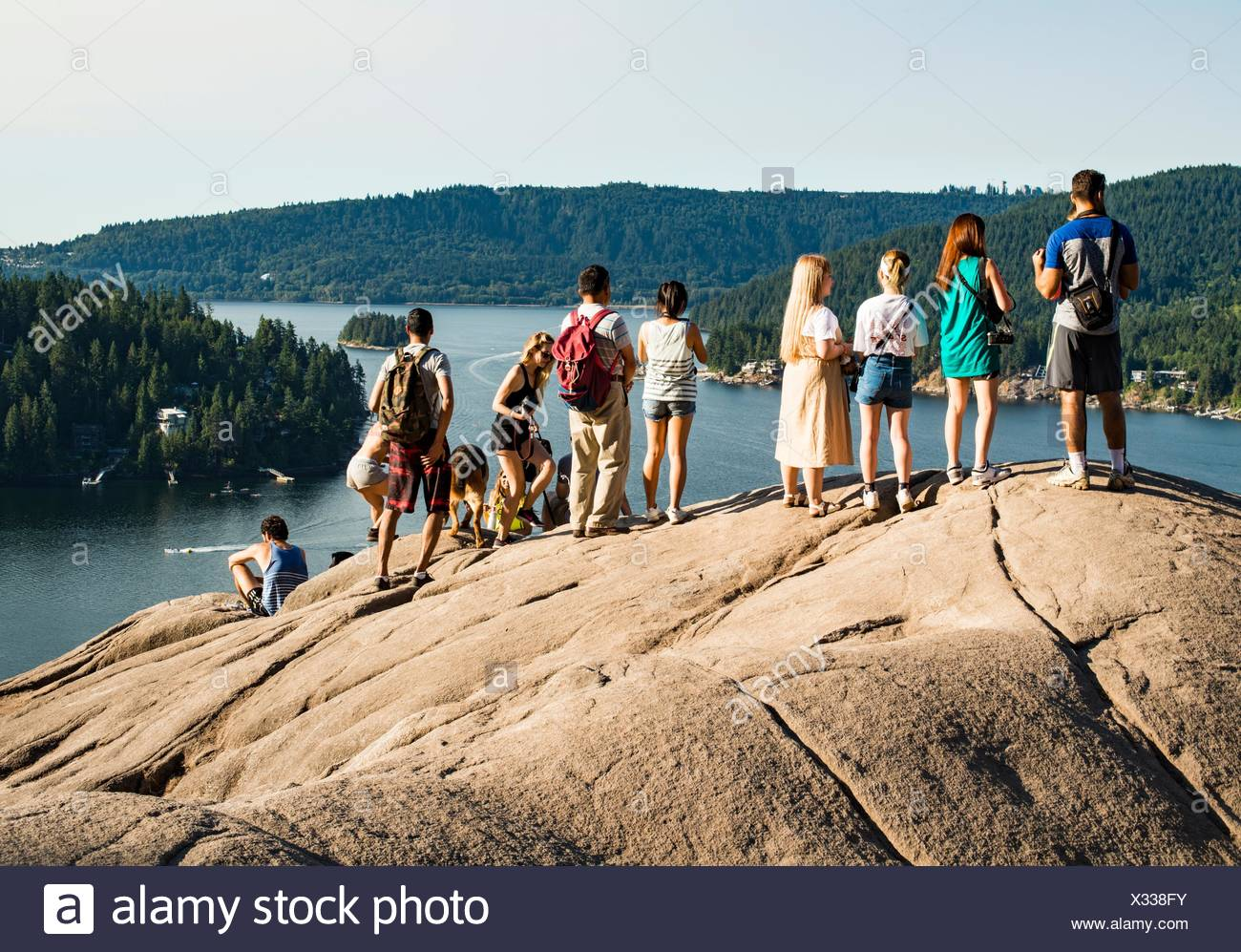 Quarry Rock Deep Cove North Vancouver BC Canada