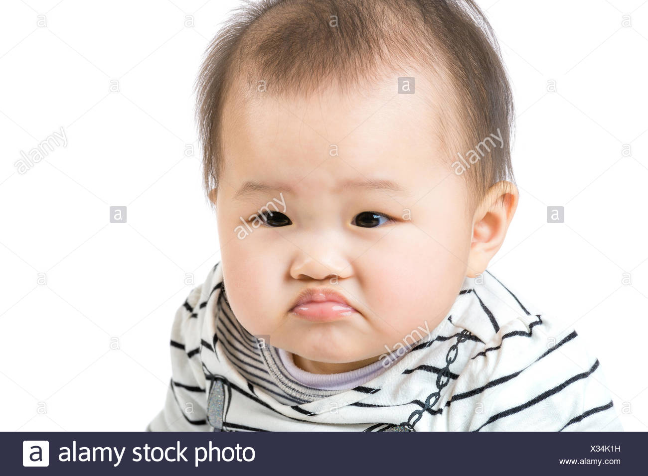 2bf49f29bd1 Baby Pout Sad Stock Photos   Baby Pout Sad Stock Images - Alamy