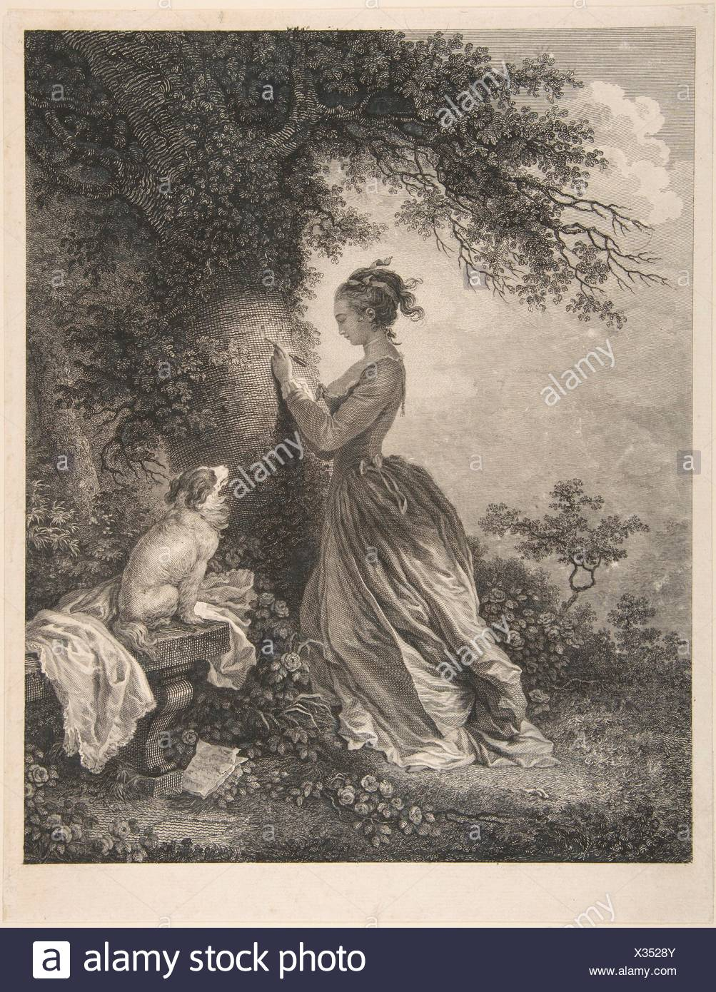 Artist: Nicolas de Launay (French, Paris, 1739-1792); Artist: After Jean  Honoré Fragonard (French, Grasse 1732-1806 Paris); Date: