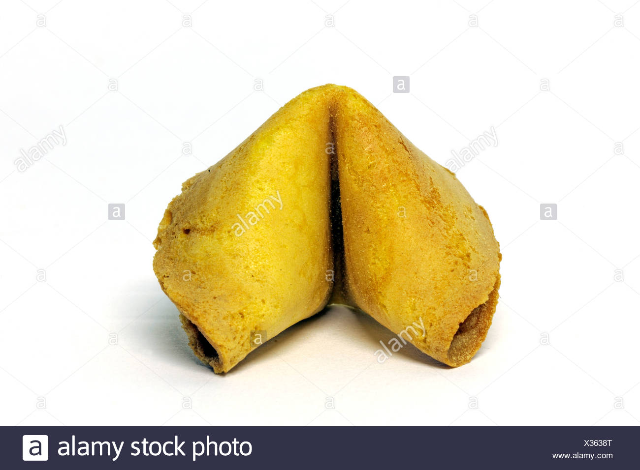 Chinese fortune cooke - Stock Image