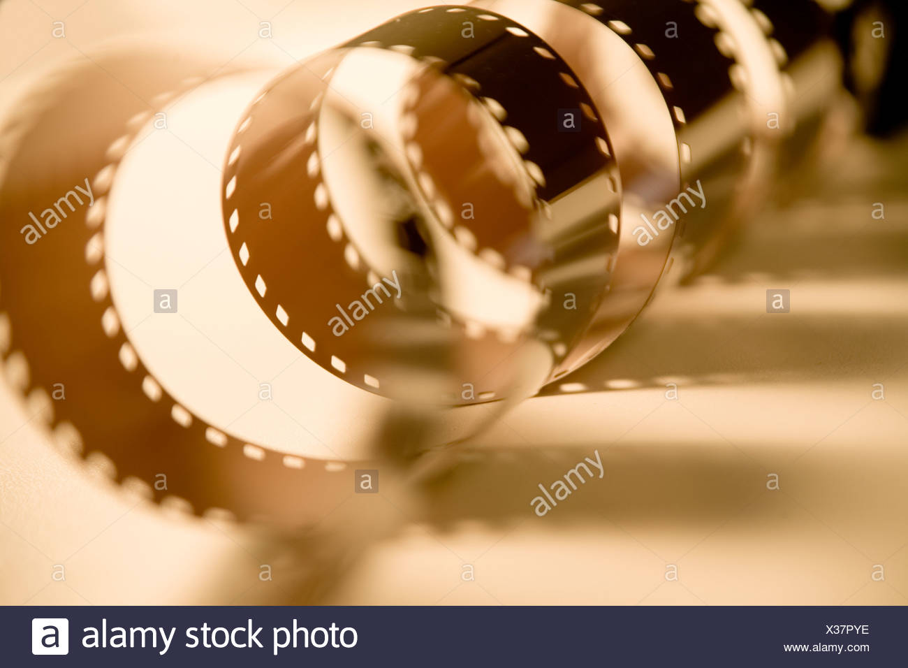 Film - Stock Image