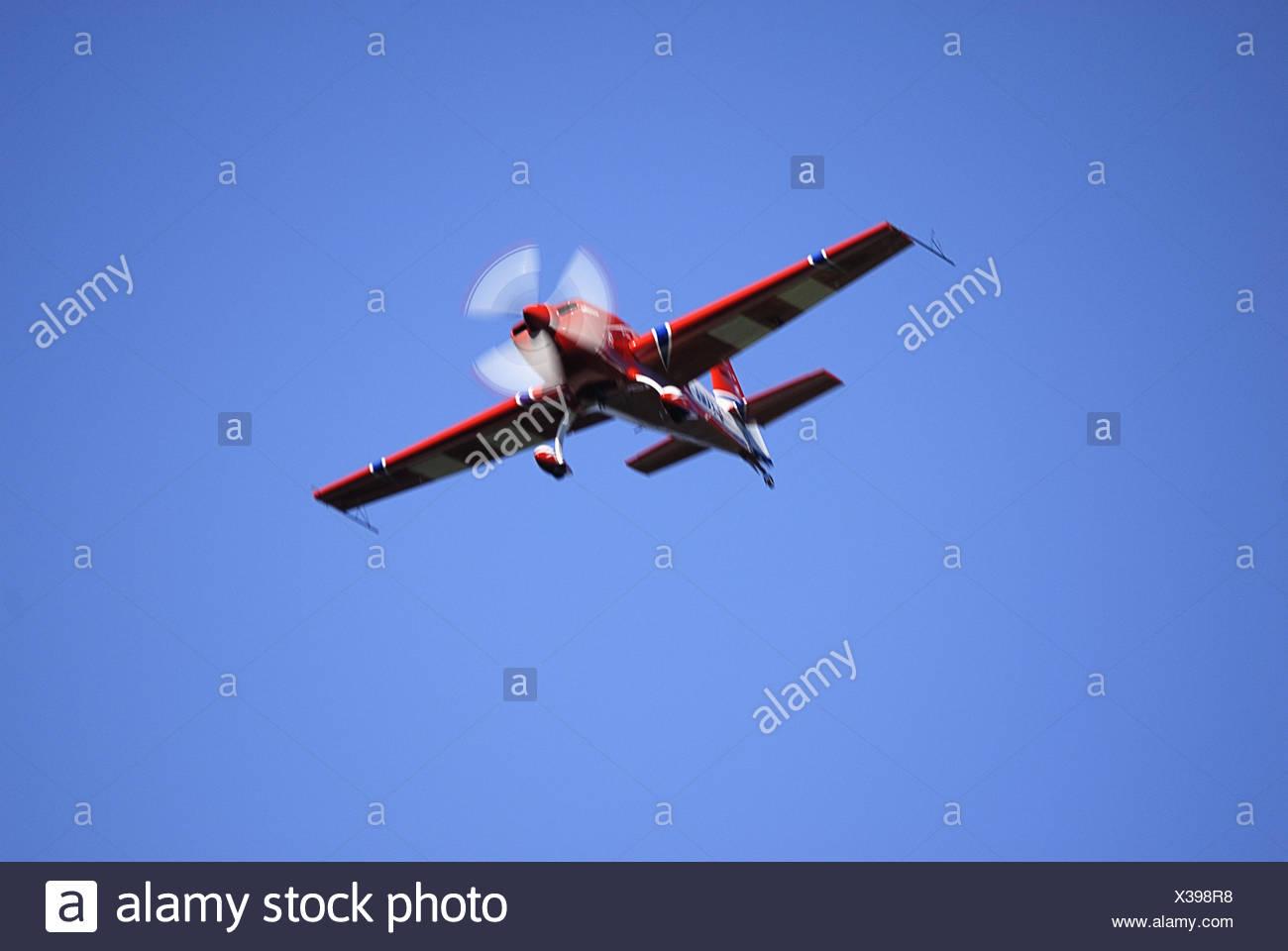 aircraft - flugzeug - Stock Image