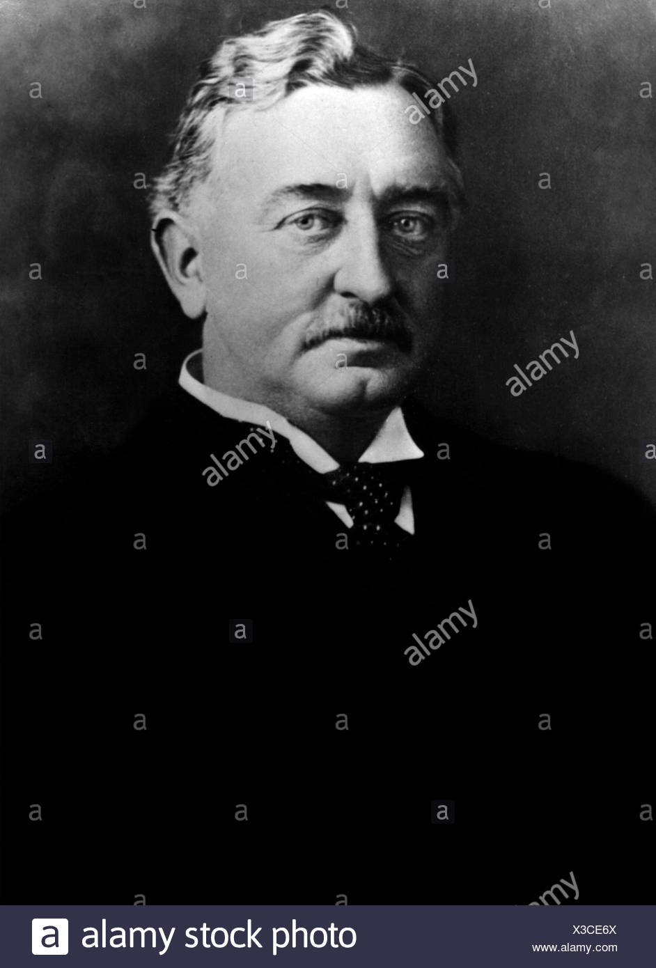 Rhodes, Cecil  5.7.1853 - 26.3.1902, British politican, Prime Minister of the Cape Colony 1890 - 1896, portrait, 19th century, Additional-Rights-Clearances-NA - Stock Image