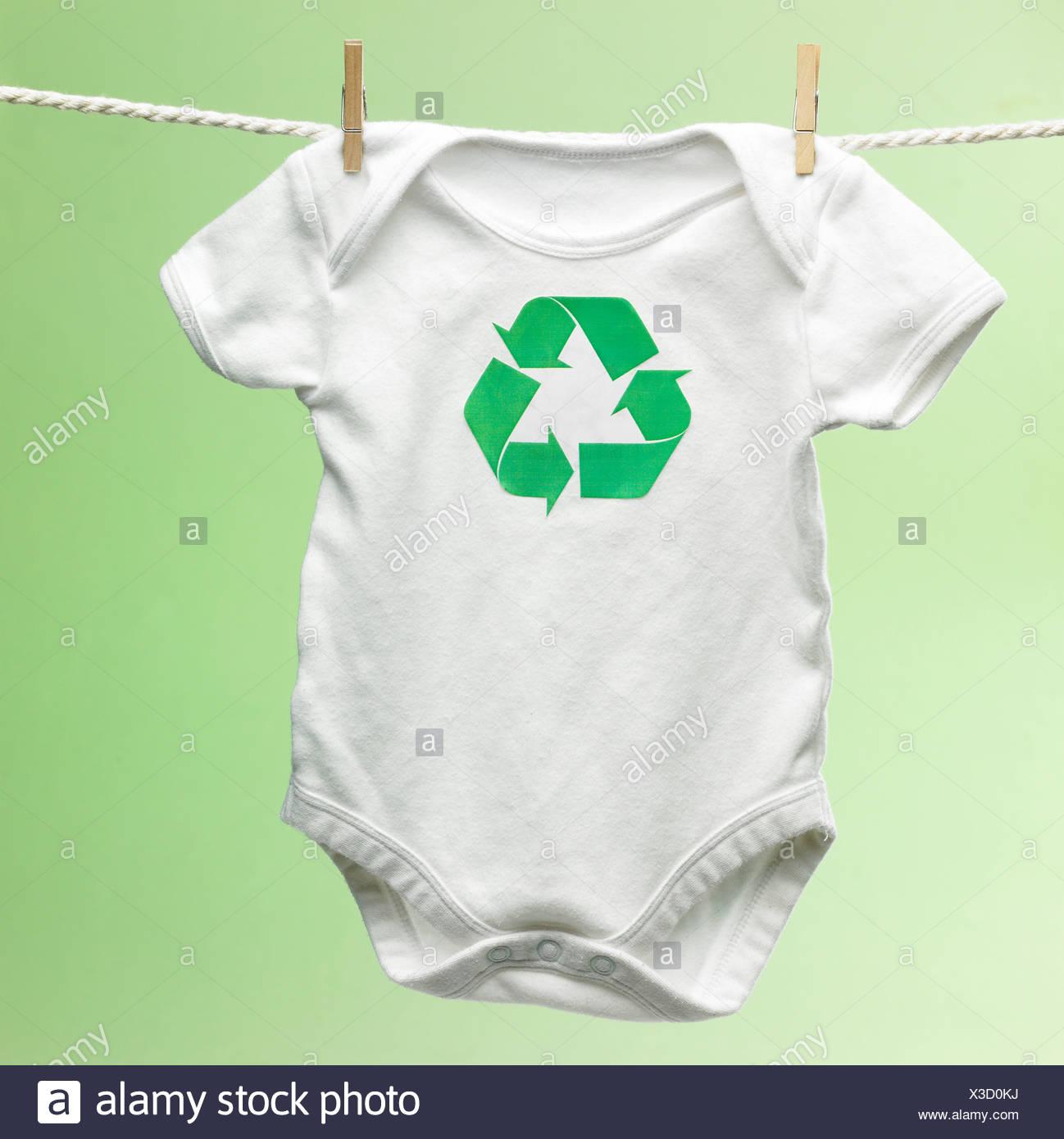 Recycling Clothes Nobody Stock Photos Recycling Clothes Nobody