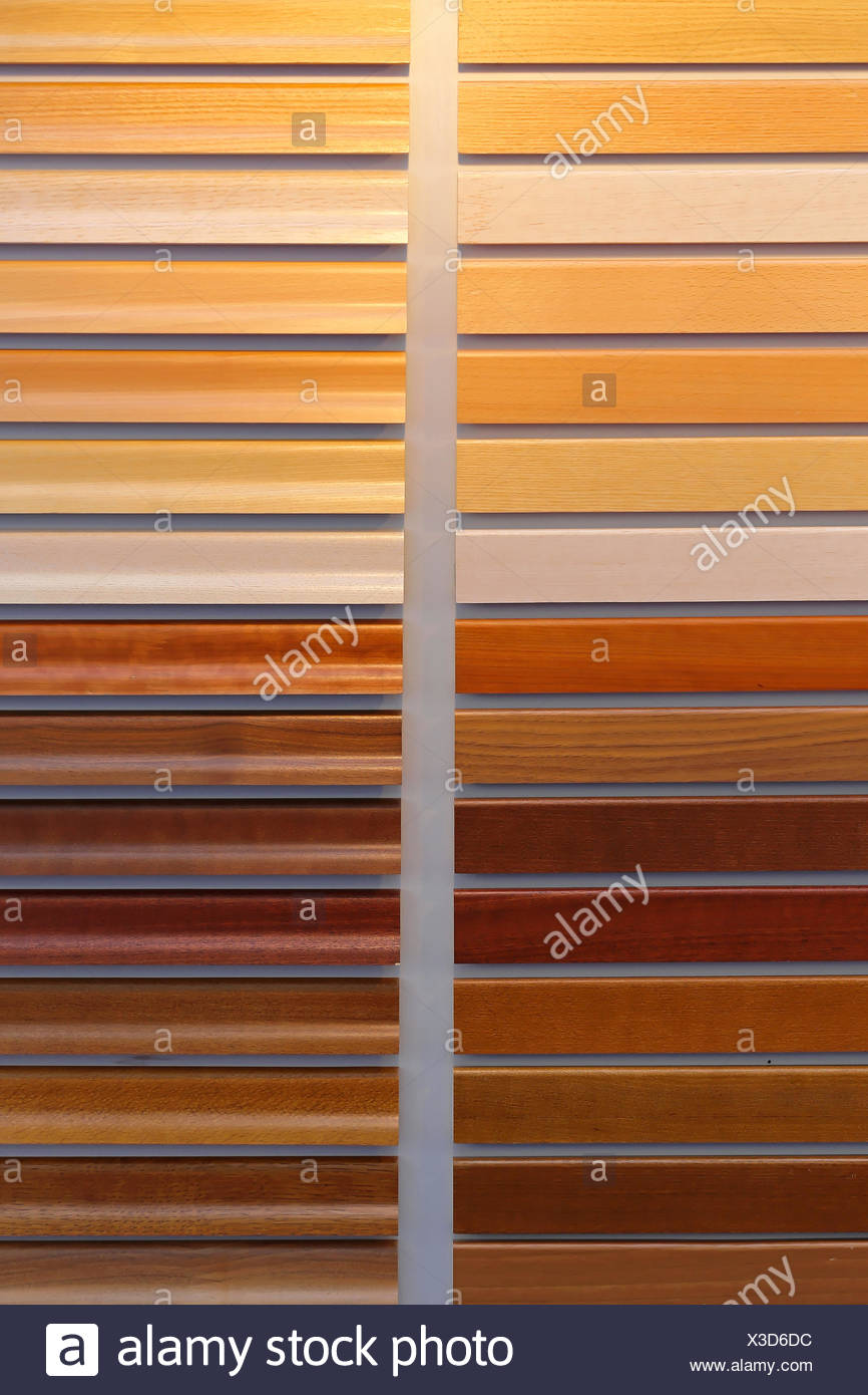 Genial Wood Paint Colours Stock Photo: 277500312   Alamy