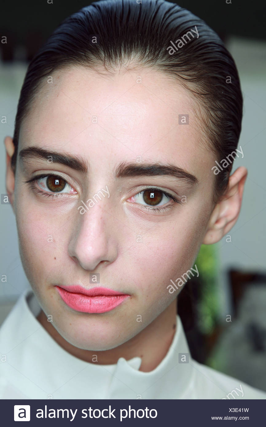 Thick Eyebrows Stock Photos Thick Eyebrows Stock Images Alamy