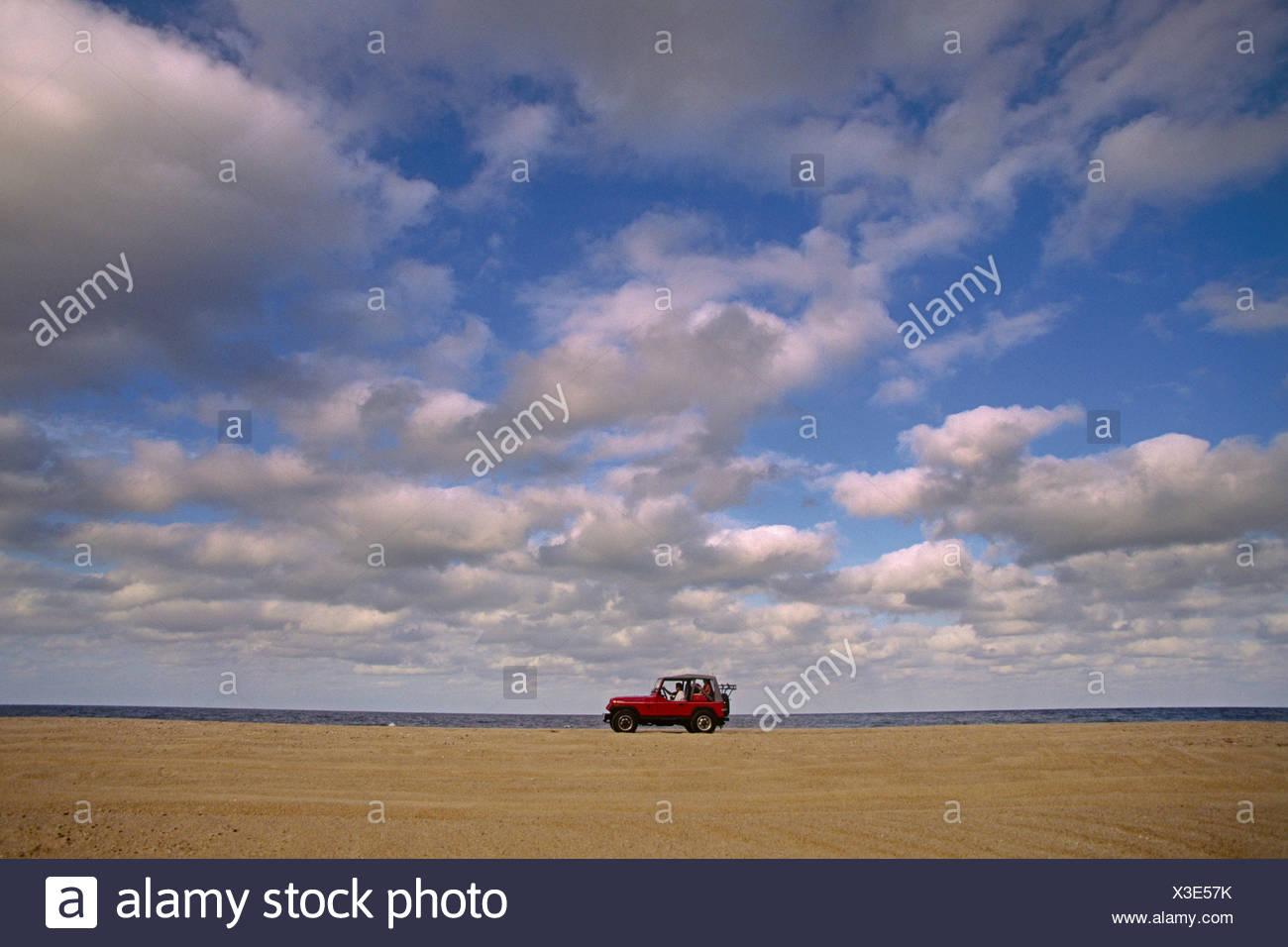 Plying Delaware's Rehoboth Beach - Stock Image
