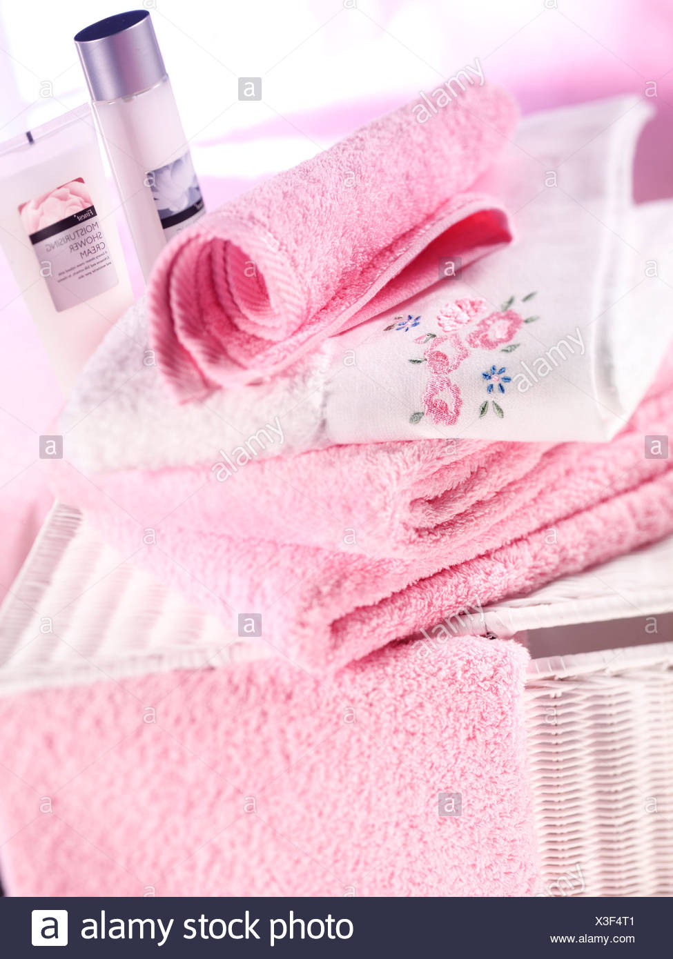 pink bathroom towels - Pink Bathroom Towels