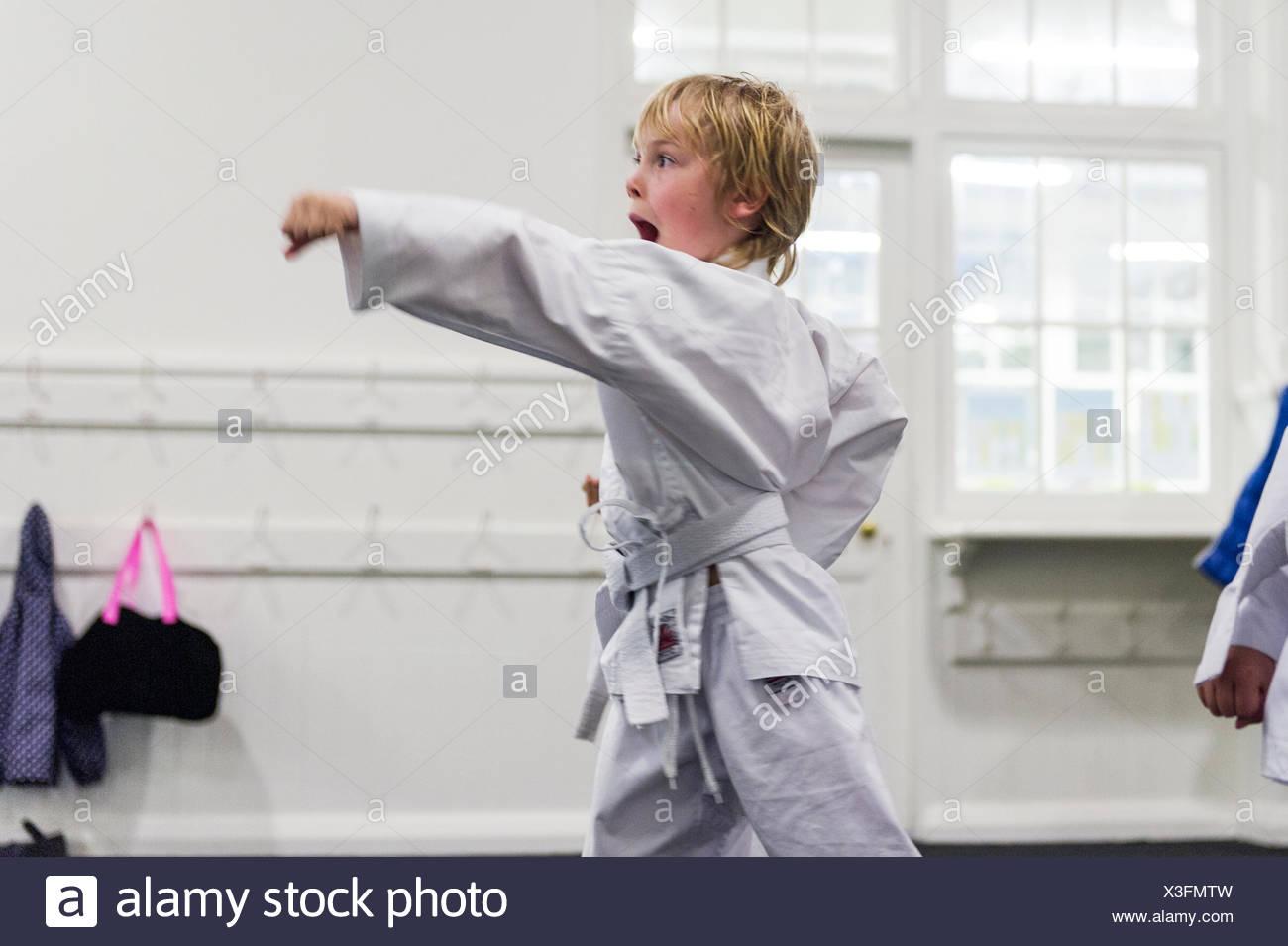 Karate Stock Photos & Karate Stock Images - Alamy