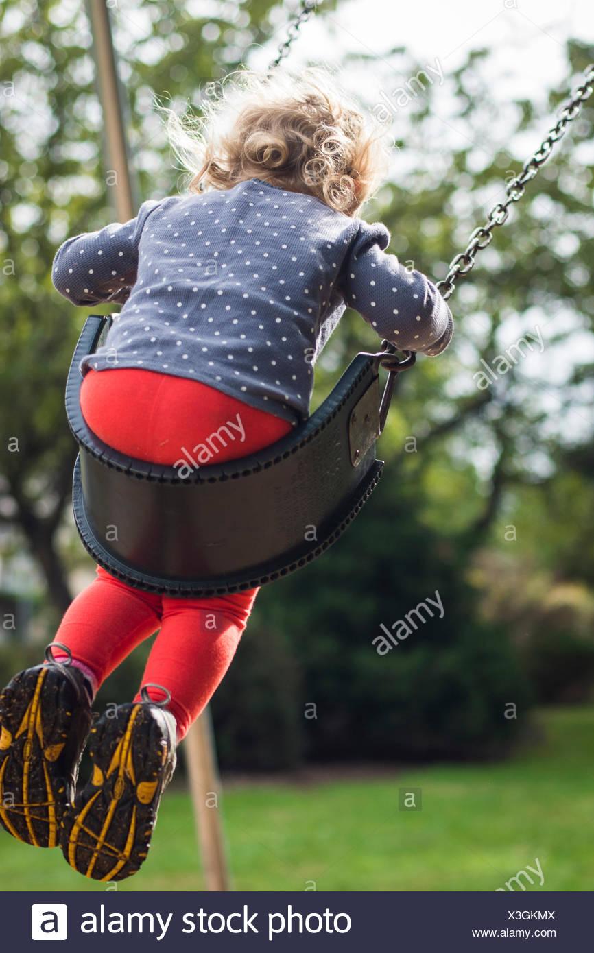 Swinging in portland