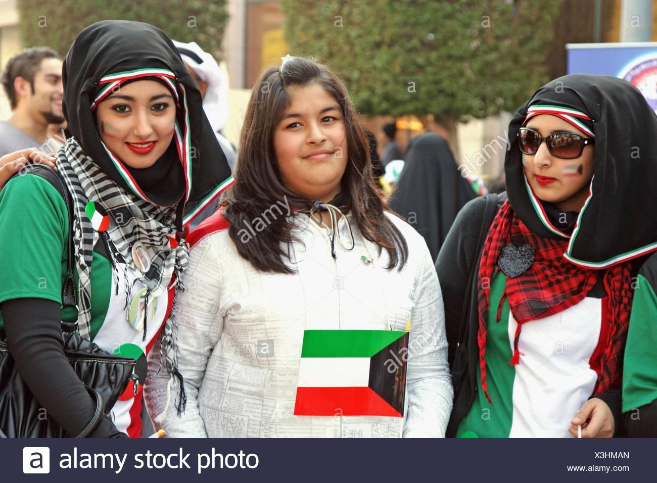 Kuwait girls