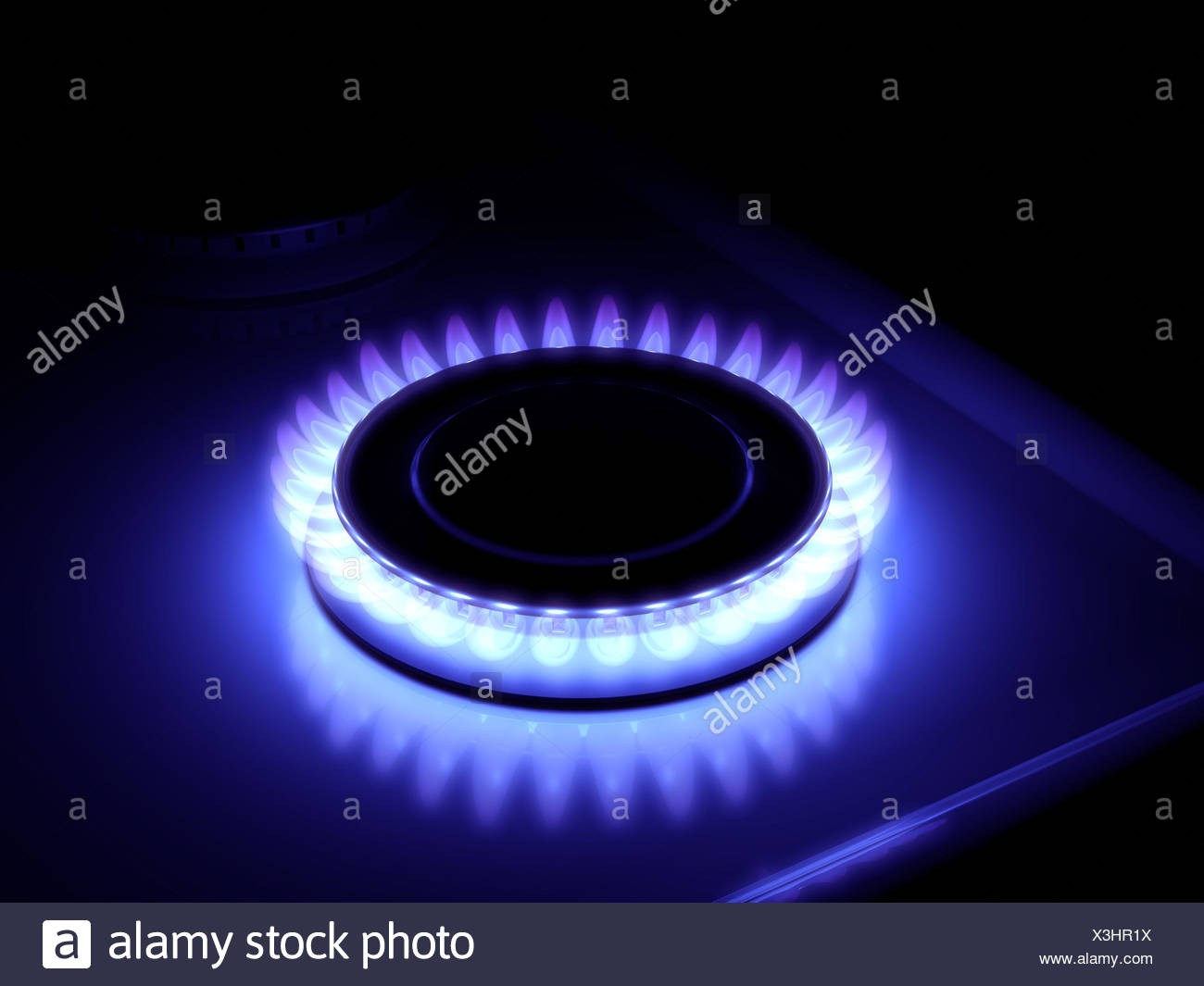 Fire - Stock Image