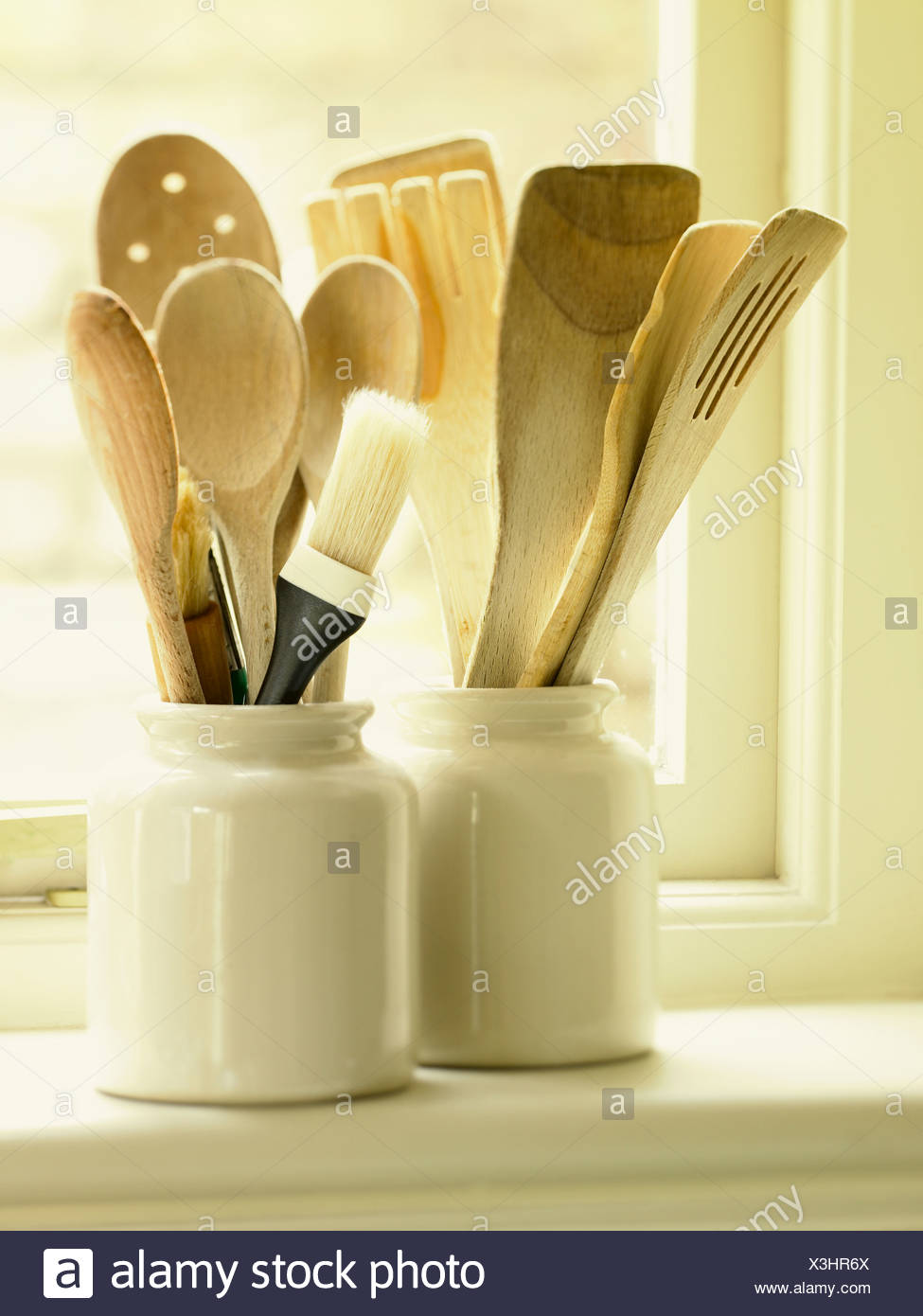 Kitchen implements - Stock Image