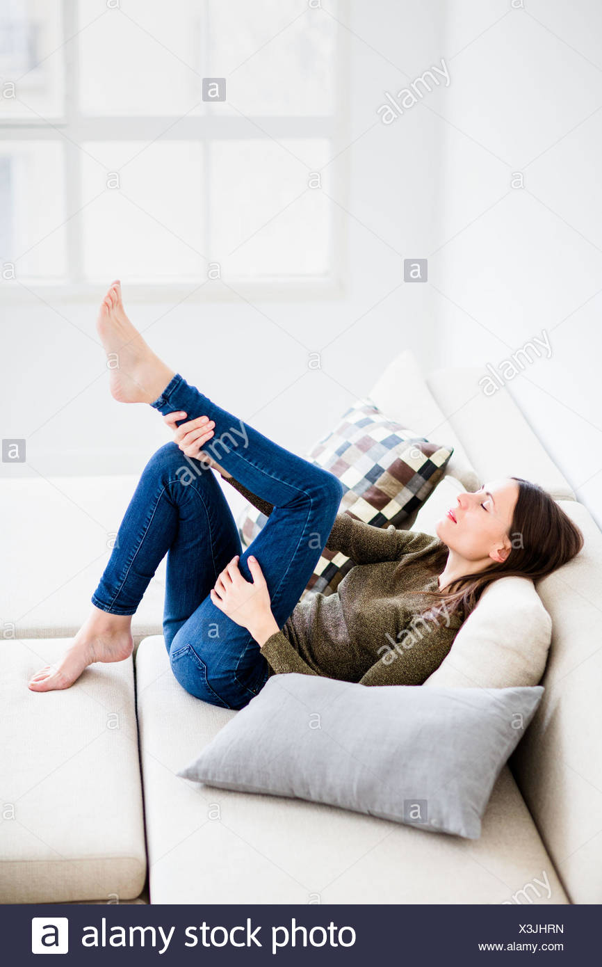Woman - Stock Image