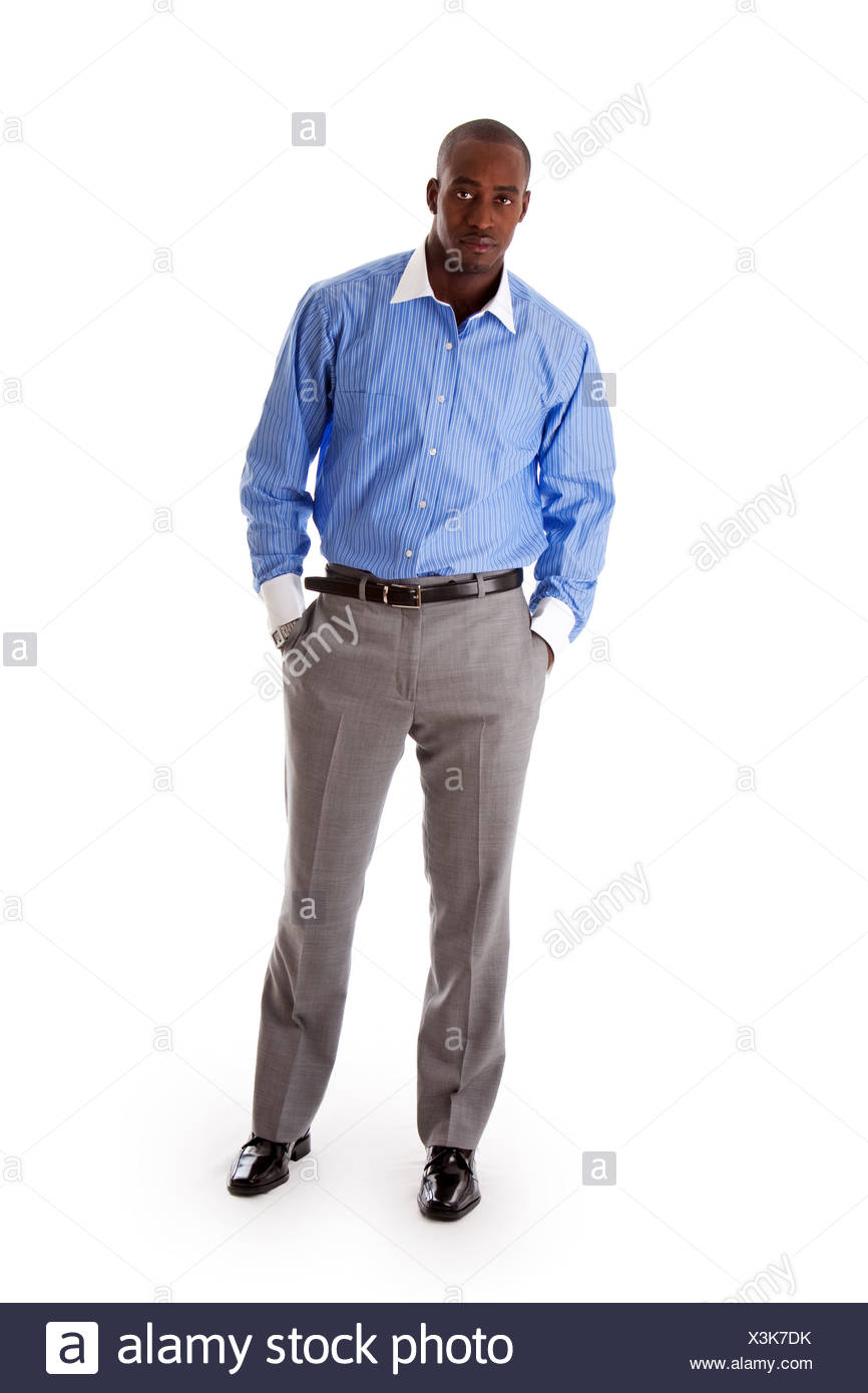 Handsome business man - Stock Image