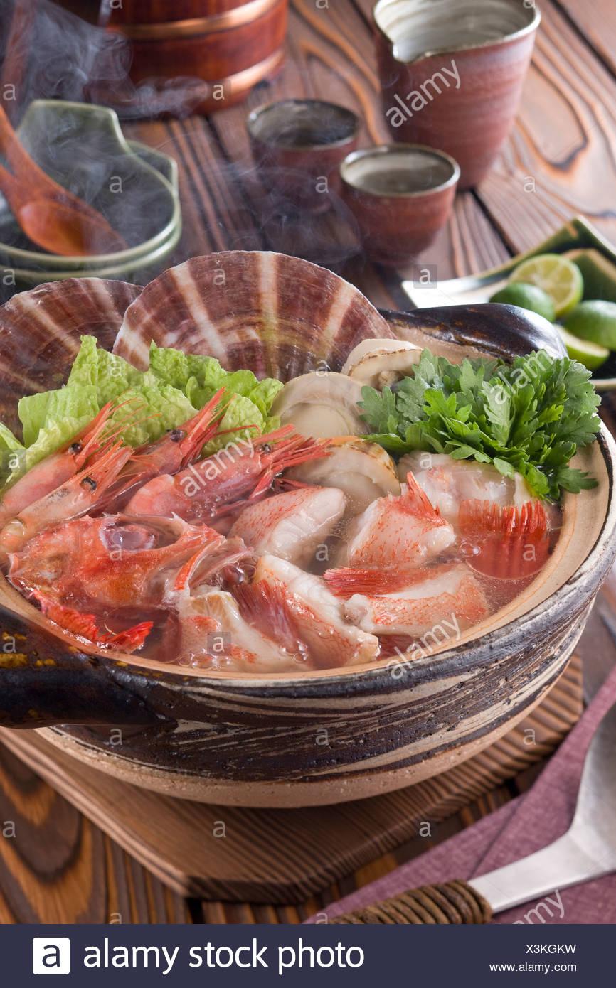 Kinki Nabe - Stock Image