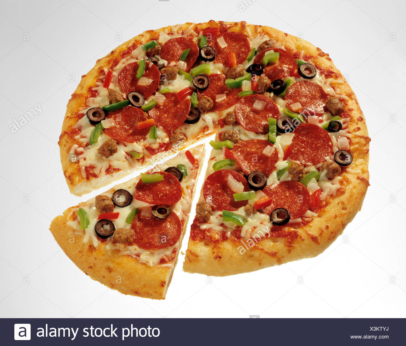 images Loaded Pizza