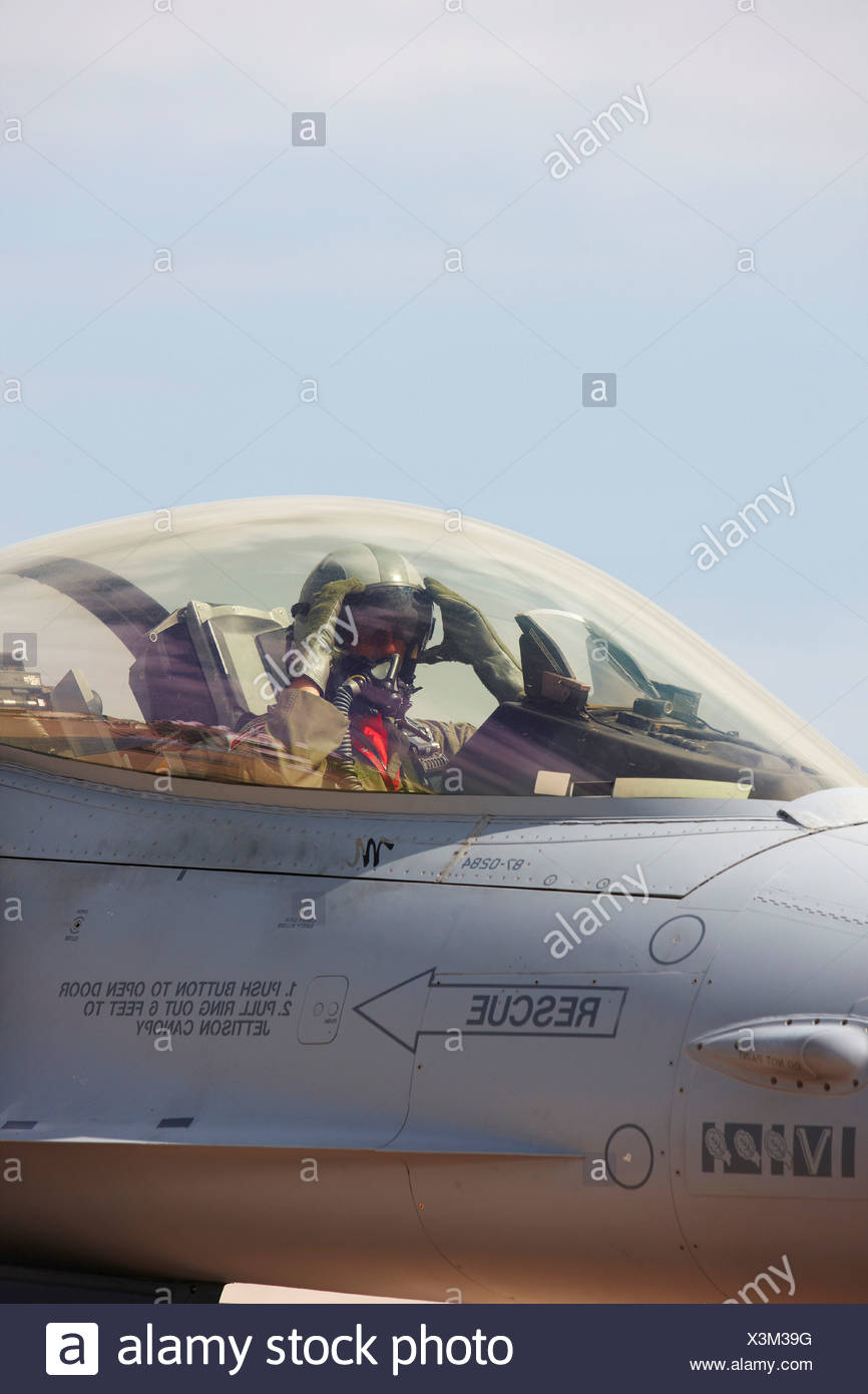 Fighter Pilot Helmet Stock Photos & Fighter Pilot Helmet