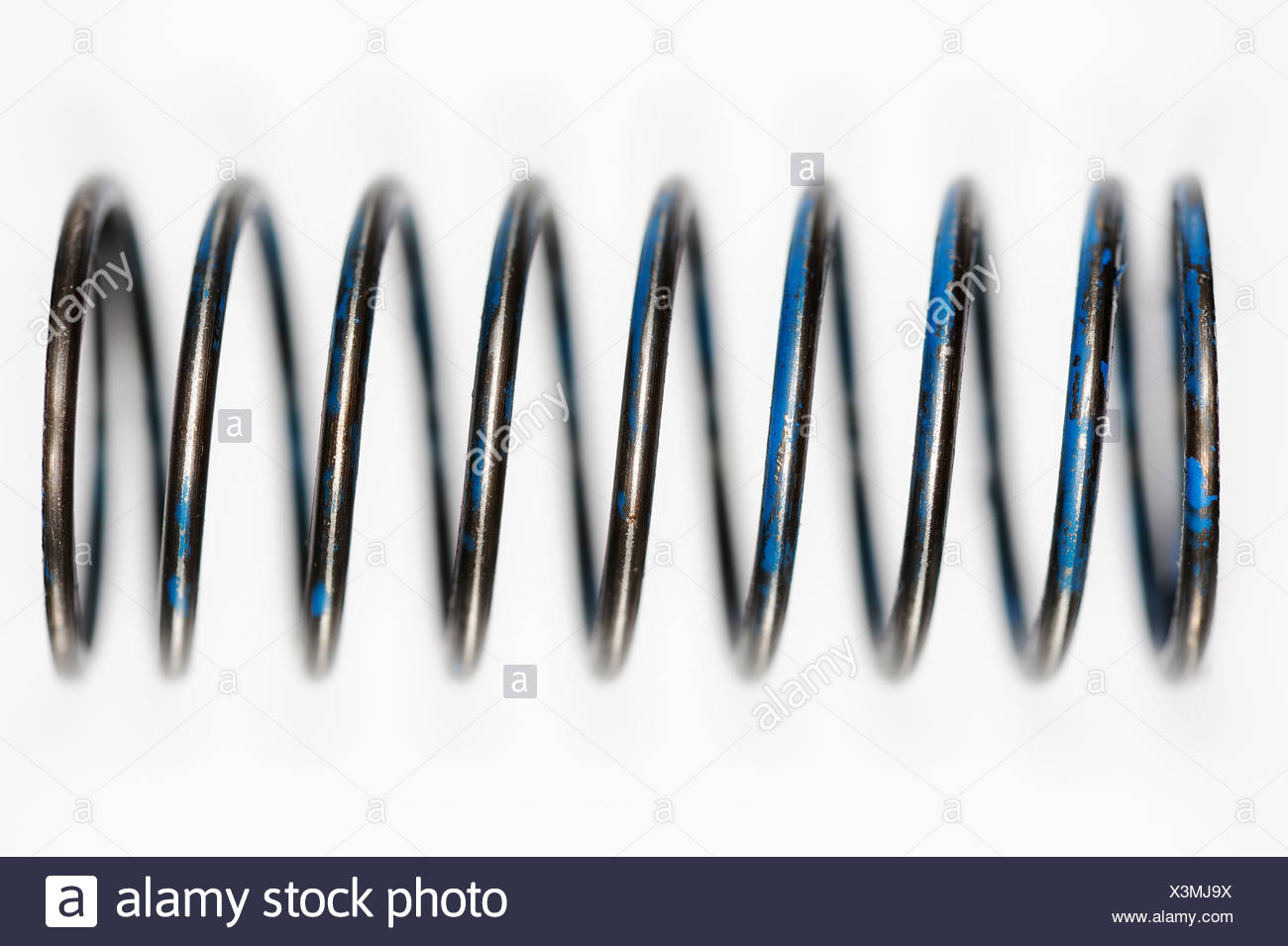 A spring - Stock Image