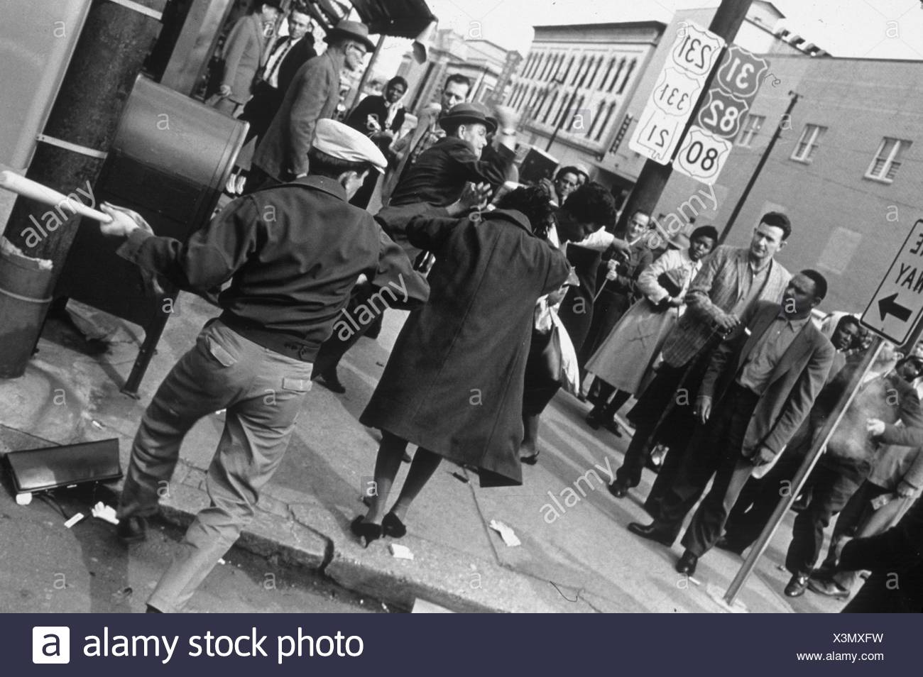 US Civil Rights - Stock Image