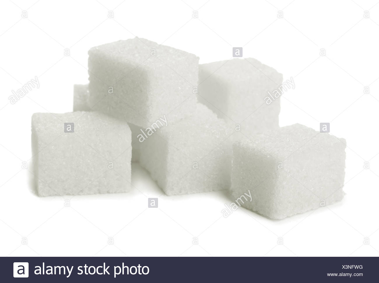 Sugar - Stock Image