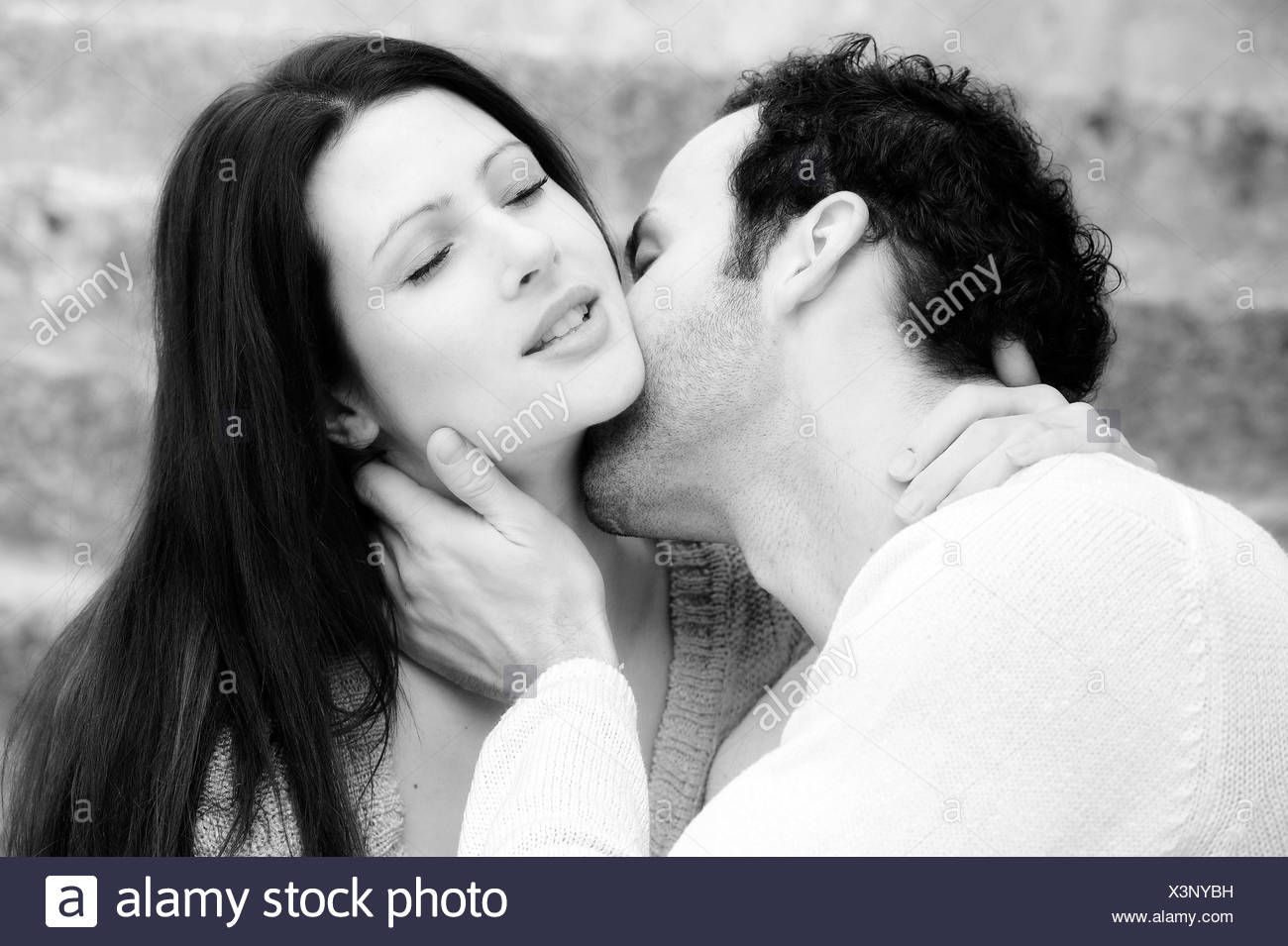 Neck kiss of pics How To
