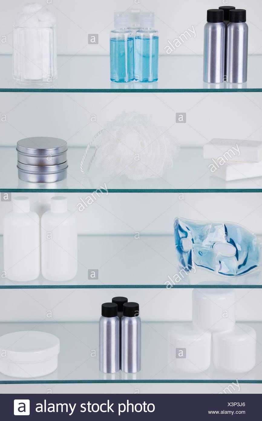 Toiletries Shelves Stock Photos & Toiletries Shelves Stock Images ...