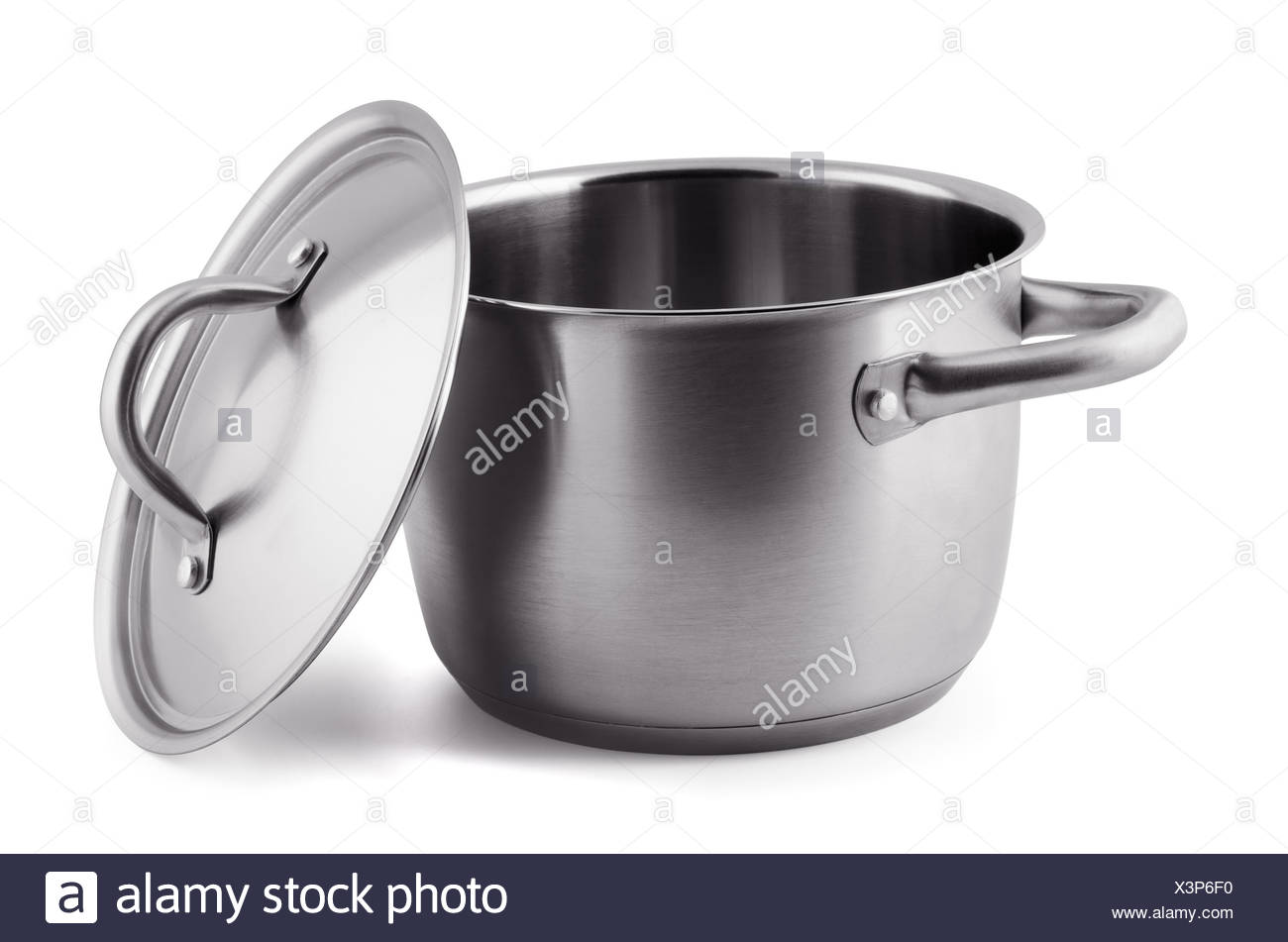 Cooking pot - Stock Image