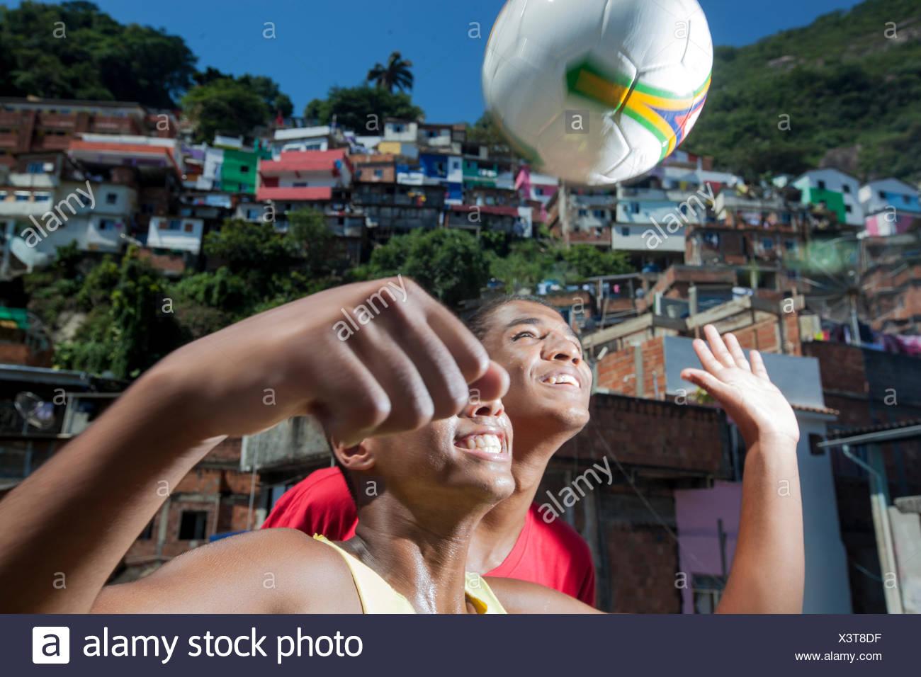 brazilian boys playing