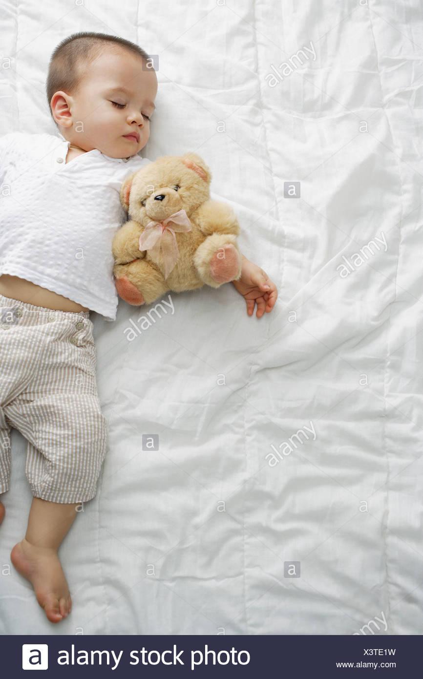 teddy bears relaxing sleeping stock photos teddy bears relaxing