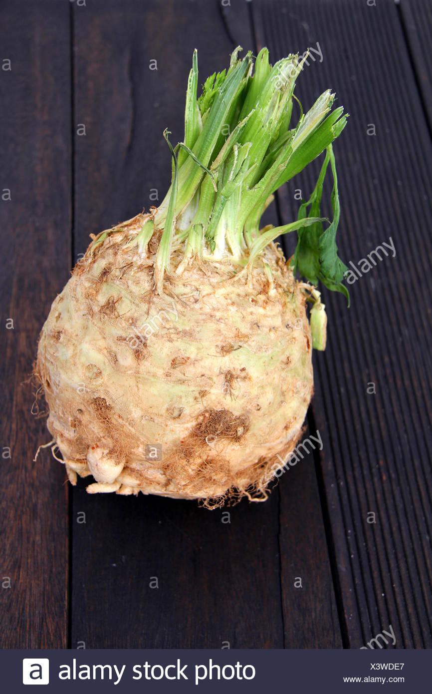 root celery - Stock Image