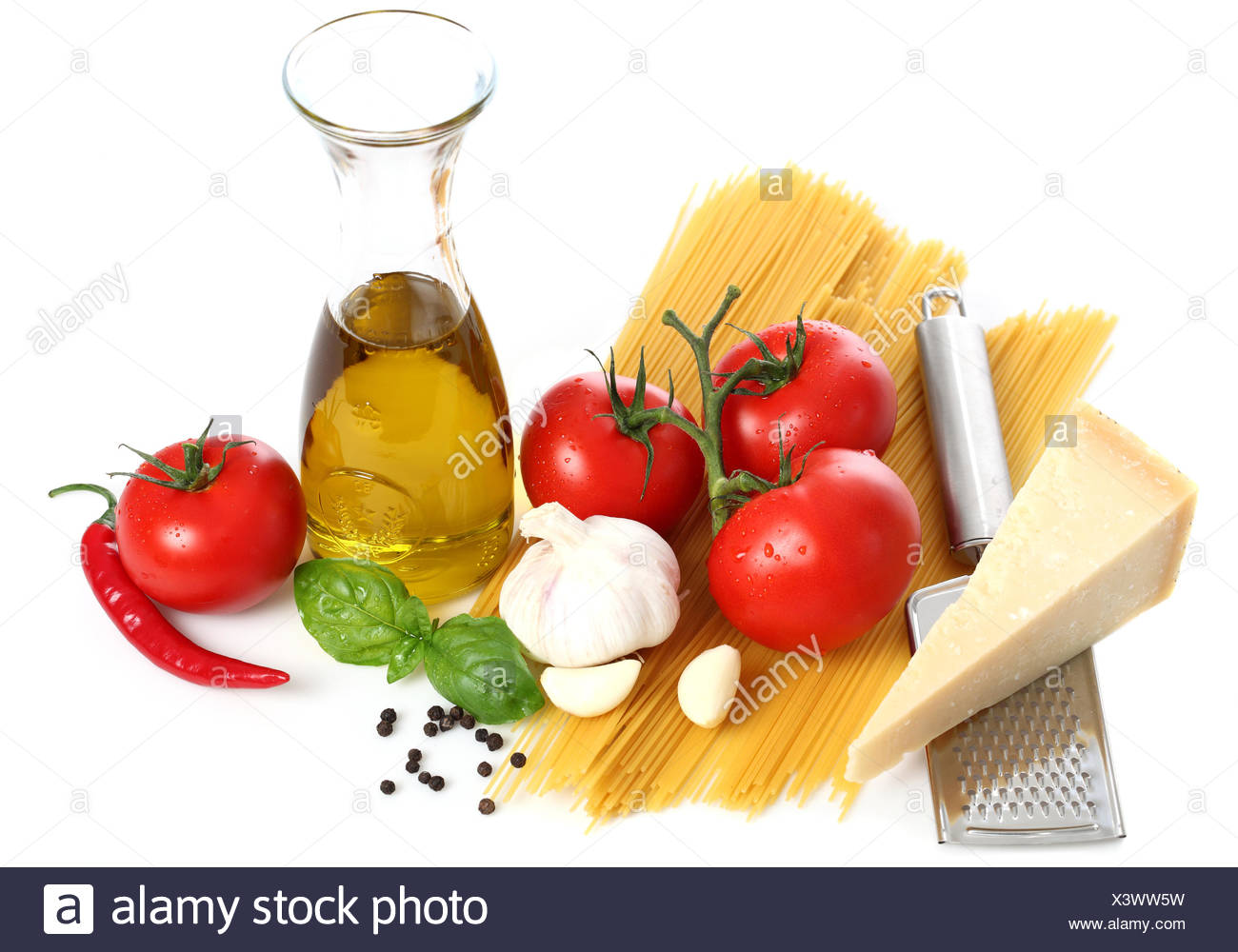 kitchen cuisine dough Stock Photo