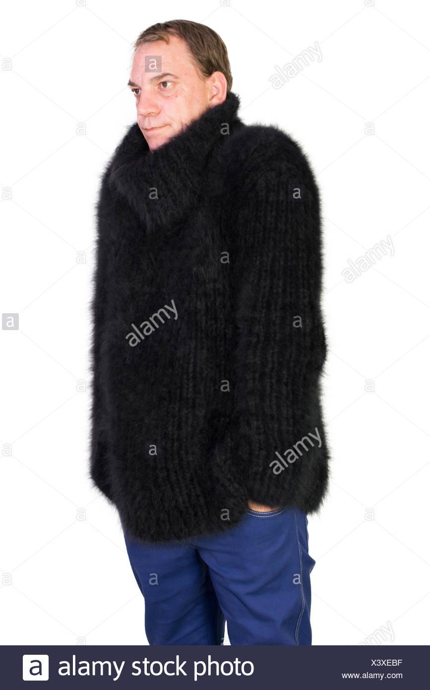 56990ba72c96 Angora Sweaters Stock Photos   Angora Sweaters Stock Images - Alamy