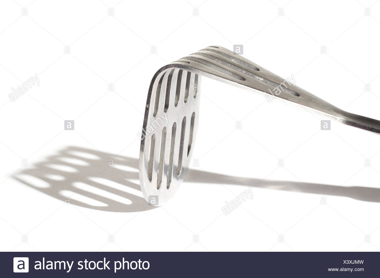 Kitchenware and strong shaddow Stock Photo