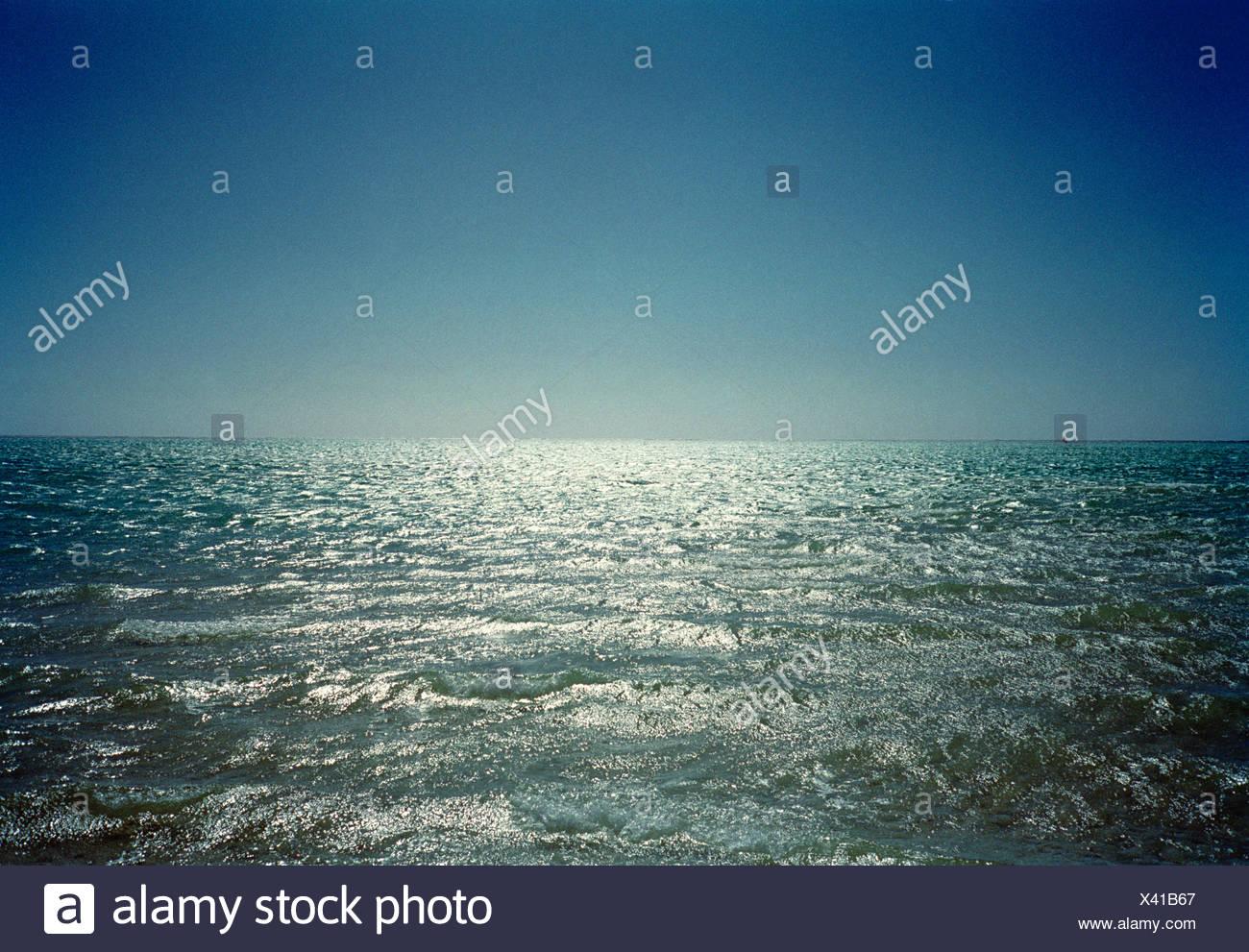 Body of water Australia - Stock Image
