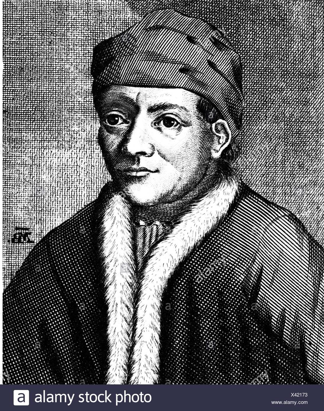 Regiomontanus (Johannes Mueller), 6 6 1436 - 6 7 1476, German