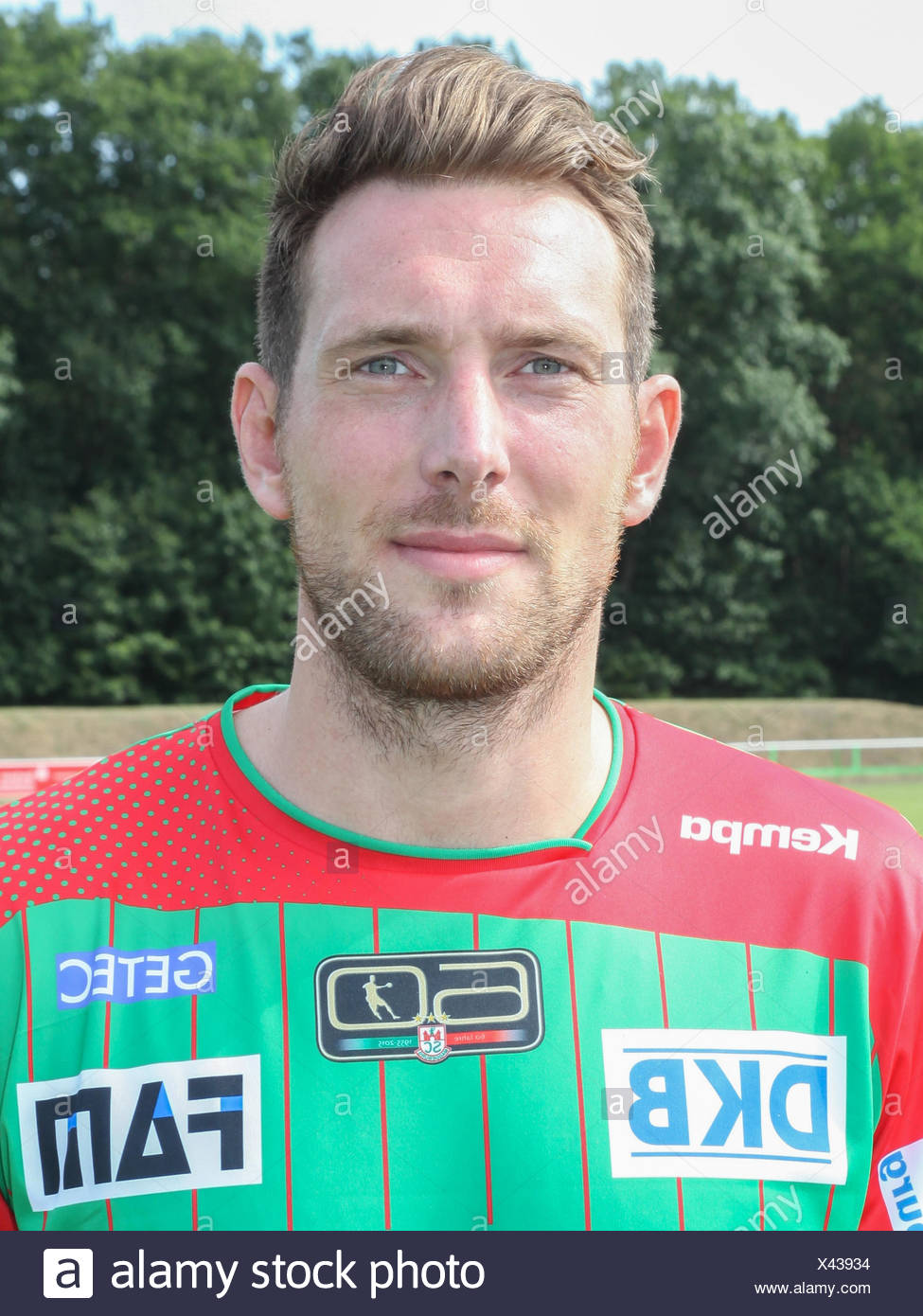 Jacob Bagersted (SC Magdeburg) Stock Photo