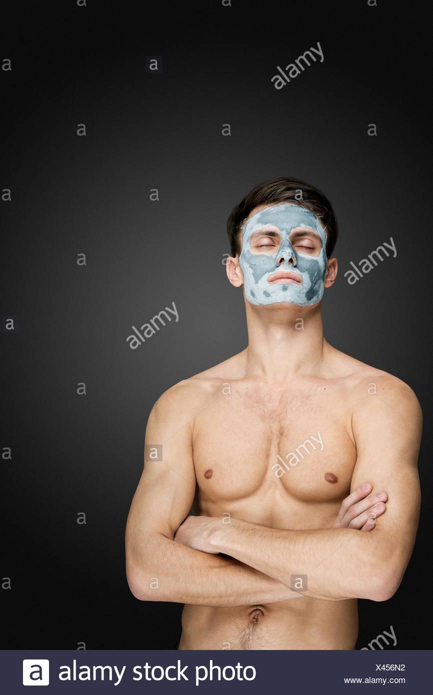 Skincare. - Stock Image