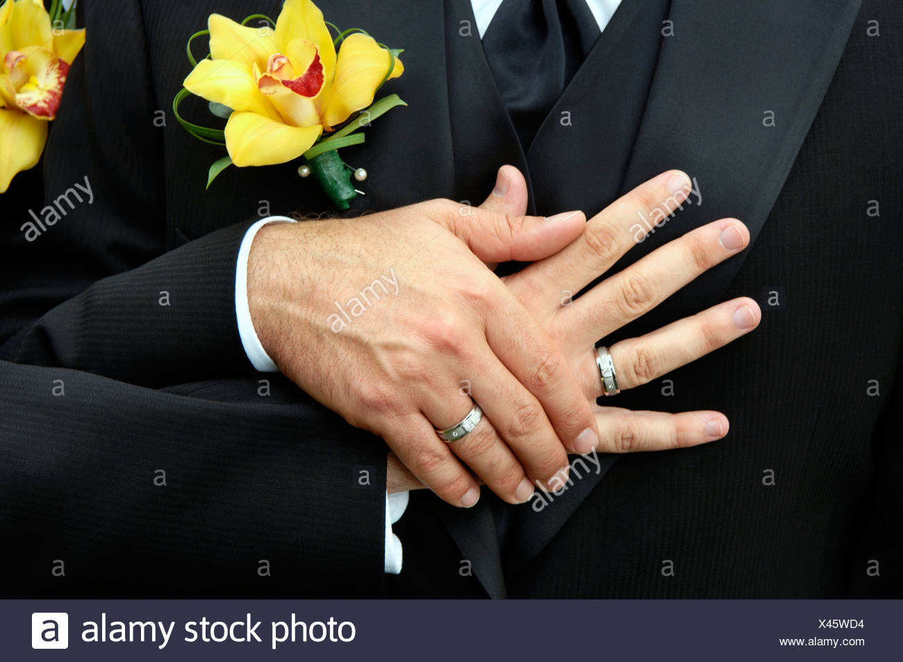 Gay Wedding Rings Stock Photos Gay Wedding Rings Stock Images Alamy