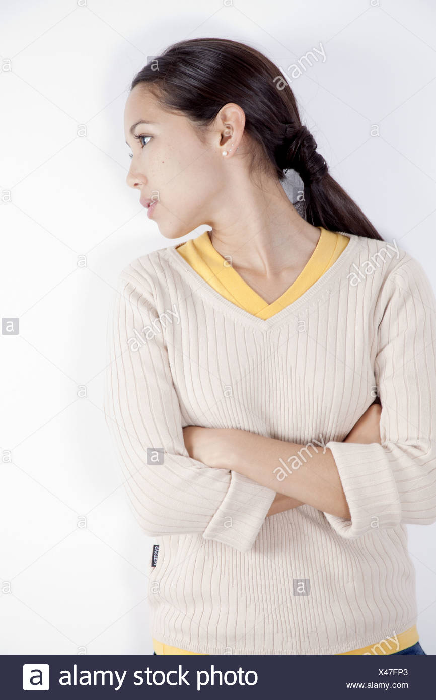 Young woman - Stock Image