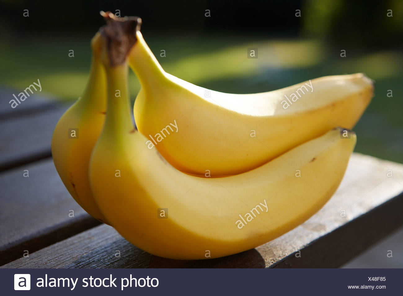 Bananas - Stock Image
