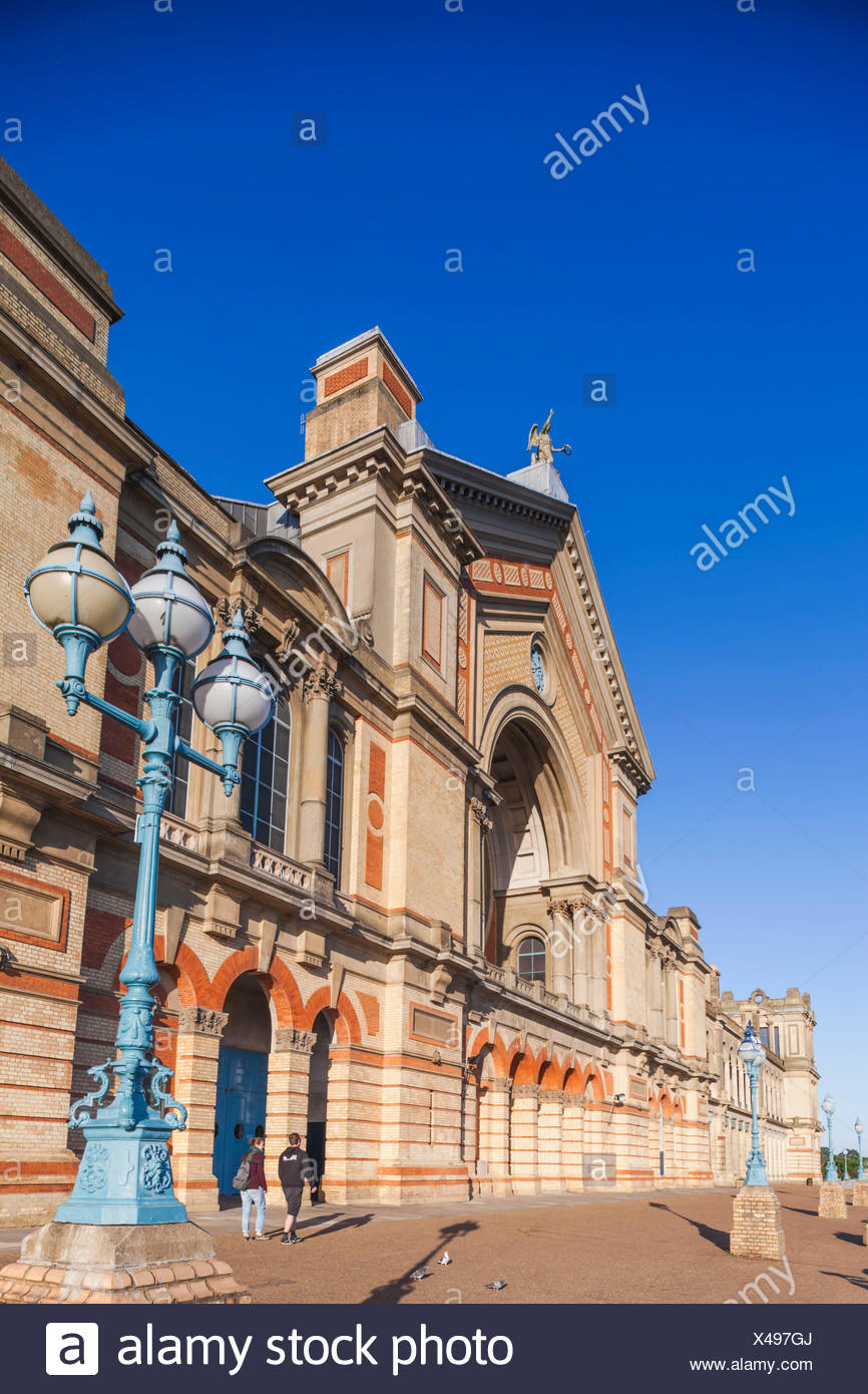 England, London, Alexandra Palace - Stock Image