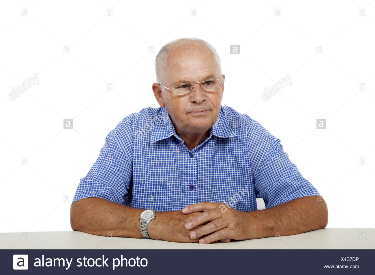 Senior - Stock Image