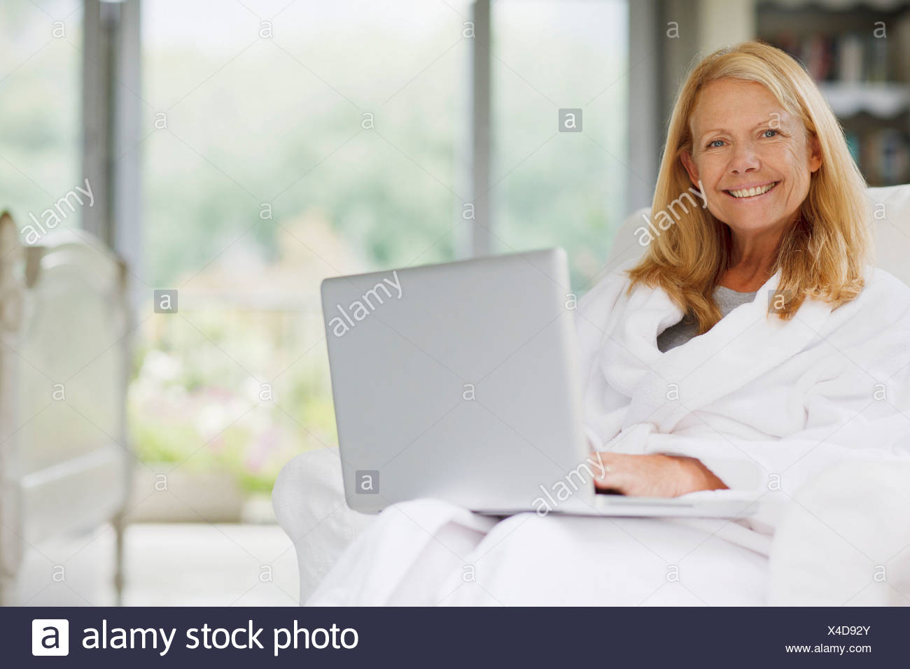 Bedroom Robe Stock Photos   Bedroom Robe Stock Images - Alamy 16d0cbc56