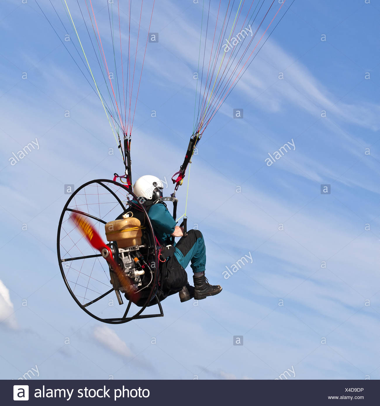 fly away - Stock Image