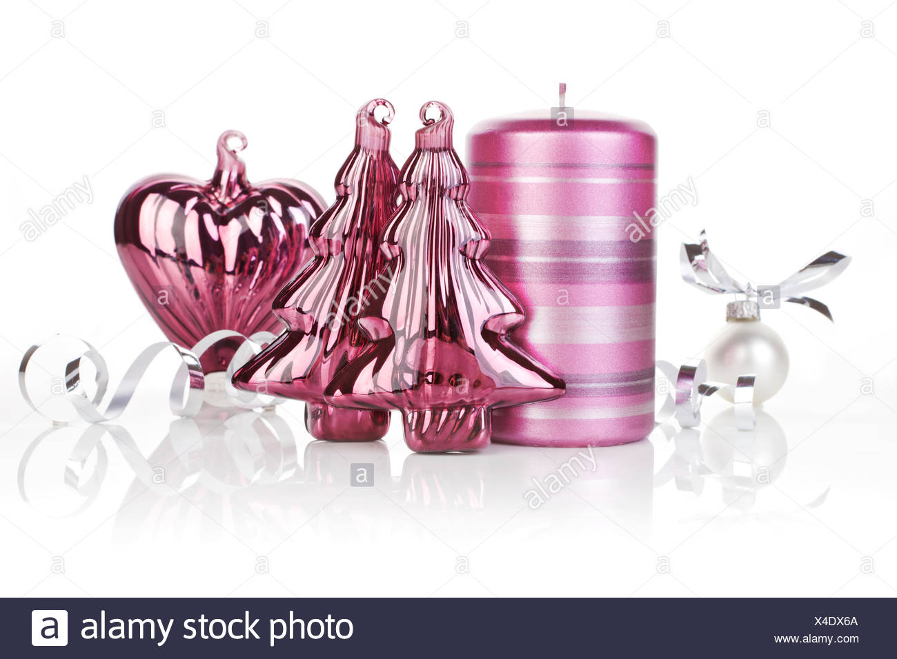 objects isolated holiday - Stock Image