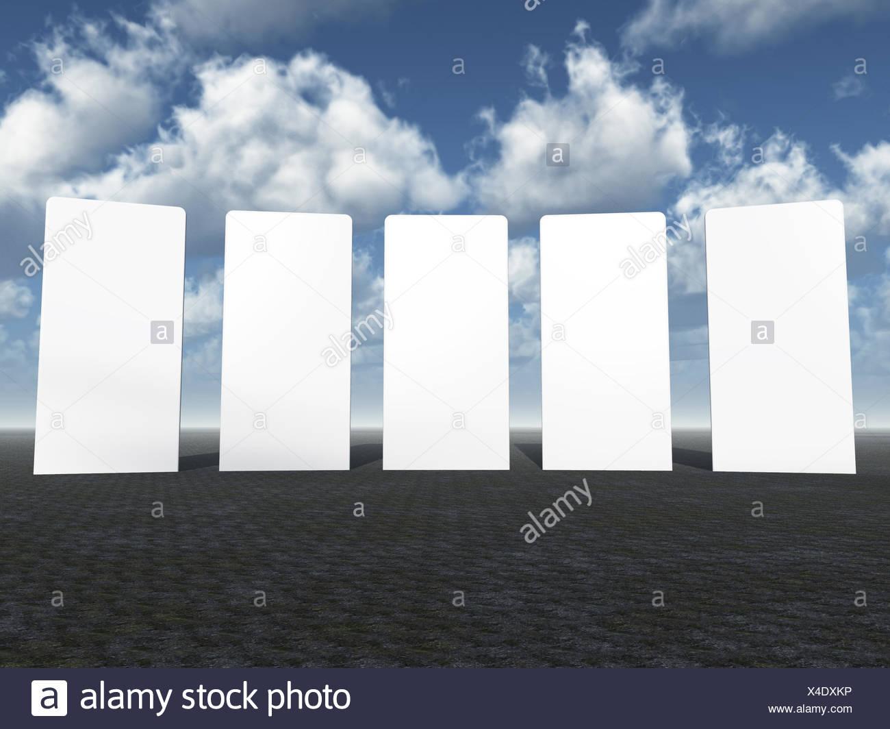 installation Stock Photo