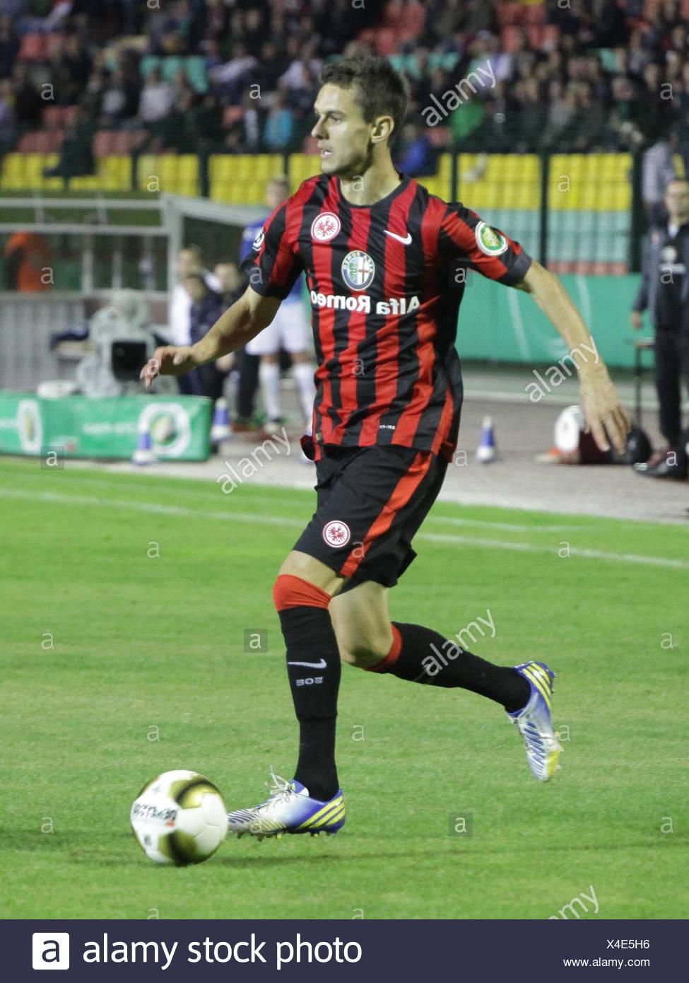 Johannes Flum (Eintracht Frankfurt) - Stock Image